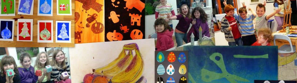 Art Classes For Kids At Galway Art School Childrens Art Classes